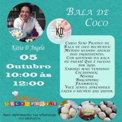 BALA DE COCO RECHEADA