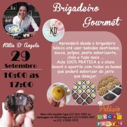 BRIGADEIRO GOURMET COM KATIA D'ANGELA