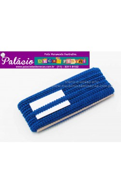 PASSAMANARIA LARG 9MM C/10MTS AZUL ROYAL