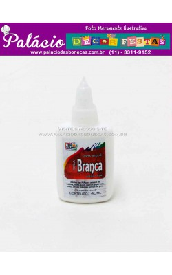 COLA BRANCA 40ML TRUE COLORS