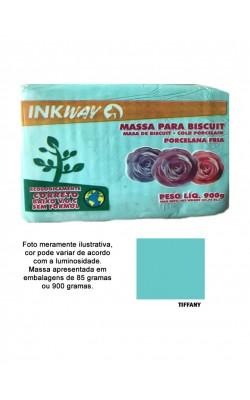 MASSA PARA BISCUIT 900G INKWAY TIFFANY