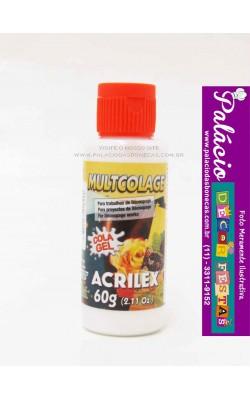 MULTCOLAGE 60 G ACRILEX