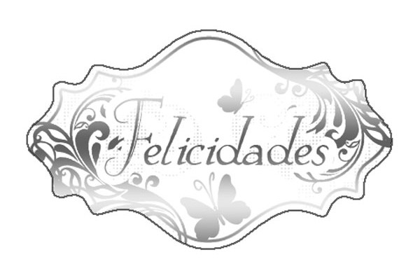ETIQUETAS ADESIVAS LITOARTE FELICIDADES