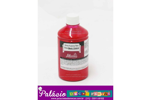 SLIME RUBINE RED BASE BASIC COLORS ALTEZZA 500G