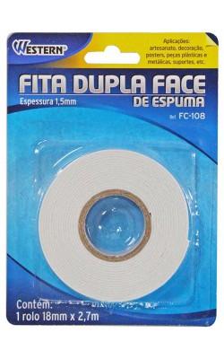 FITA DUPLA FACE DE ESP ESP1,5MM