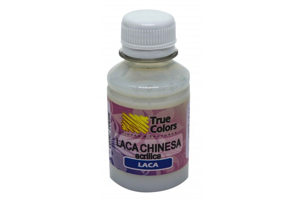 LACA CHINESA ACRILICA 100ML TRUE COLORS
